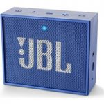 JBL GO Portable Wireless Speaker – Blue, Blue