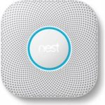 NEST Protect 2nd Generation Smoke and Carbon Monoxide Alarm – Battery operated