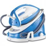 TEFAL Effectis Easy GV6760 Steam Generator Iron – Blue & White, Blue