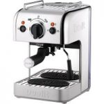 DUALIT D3IN1SS 3-in-1 Coffee Machine – Stainless Steel, Stainless Steel