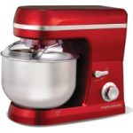 MORPHY RICHARDS 400010 Stand Mixer – Red, Red