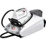 BOSCH TDS3872GB Steam Generator Iron – White & Silver, White