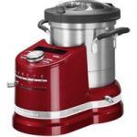 KITCHENAID Artisan Cook Processor – Empire Red, Red