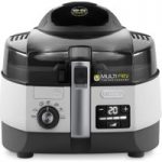 DELONGHI Multifry FH1364 Fryer – White & Black, White