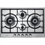 KENWOOD KHG704SS Gas Hob – Stainless Steel, Stainless Steel