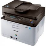 SAMSUNG Xpress C480FW All-in-One Wireless Laser Printer with Fax