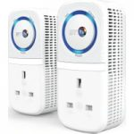 BT Broadband Extender Flex 1000 Powerline Adapter Kit – Twin Pack