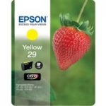 EPSON Strawberry 29 Yellow Ink Cartridge, Yellow