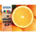 EPSON No. 33 Oranges XL 5-Colour Ink Cartridges – Multipack
