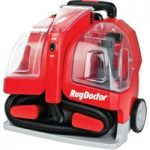 RUG DOCTOR 93306 Portable Spot Cylinder Carpet Cleaner – Red, Red