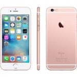 APPLE iPhone 6s – 128 GB, Rose Gold, Gold