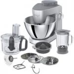 KENWOOD Multione KHH321SI Stand Mixer – Silver, Silver