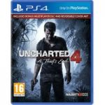 PLAYSTATION 4 Uncharted 4: A Thief's End – for PS4