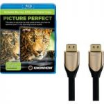 KNOWHOW Picture Perfect & 2 m HDMI Cable with Ethernet Bundle