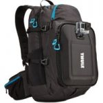 THULE Legend TLGB101 GoPro Backpack – Black, Black