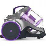 VAX Dynamo Power Reach C85-Z2-RE Cylinder Bagless Vacuum Cleaner – Graphite, Purple & Black, Graphite