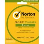 NORTON Security 2016 – 1 device for 1 year