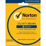 NORTON Security 2016 – 5 devices 1 year
