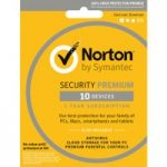 NORTON Security 2016 – 10 device for 1 year
