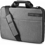 HP Signature Slim 15.6″ Laptop Case – Grey, Grey