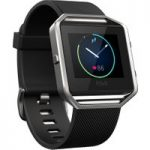 FITBIT Blaze – Black, Small, Black