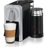NESPRESSO By Magimix Prodigio 11376 Smart Coffee Machine – Silver, Silver