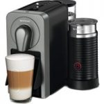 NESPRESSO By Krups Prodigio XN411T40 Smart Coffee Machine – Black, Black