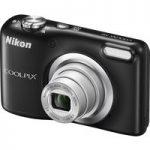 NIKON COOLPIX A10 Compact Camera – Black, Black