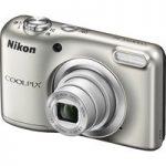 NIKON COOLPIX A10 Compact Camera – Silver, Silver