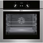 NEFF B14M42N5GB Electric Oven – Stainless Steel, Stainless Steel