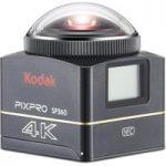 KODAK PIXPRO Aqua 4k SP360 Action Camcorder – Black, Aqua