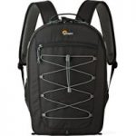 LOWEPRO Photo Classic BP 300 AW DSLR Camera Backpack – Black, Black