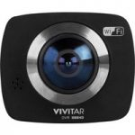 VIVITAR DCM107-BLK Dash Cam – Black, Black