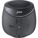 JAM Double Down HX-P370BK Portable Wireless Speaker – Black, Black