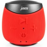 JAM Double Down HX-P370RD-EU Portable Wireless Speaker – Red, Red