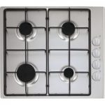 ESSENTIALS CGHOBX16 Gas Hob – Stainless Steel, Stainless Steel