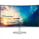 SAMSUNG C27F591 Full HD 27″ Curved LED Monitor