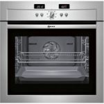 NEFF B14P42N3GB Electric Oven – Stainless Steel, Stainless Steel