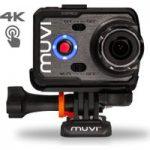 VEHO Muvi K2PRO Action Camcorder – Black, Black