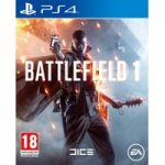 PLAYSTATION 4 Battlefield 1