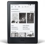 AMAZON Kindle Touch eReader 2016 – Black, Black
