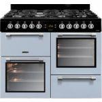 LEISURE Cookmaster CK100F232B Dual Fuel Range Cooker – Blue, Blue