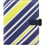 FILOFAX iPad Mini & Galaxy Tab S2 8″ Tablet Case – Stripes