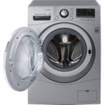LG FH4A8TDH4N Washer Dryer – Silver, Silver