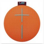 ULTIMATE EARS UE Roll 2 Portable Wireless Speaker – Orange, Orange