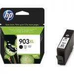 HP 903XL Black Ink Cartridge, Black