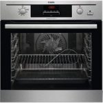 AEG Steambake BE500452DM Electric Oven – Stainless Steel, Stainless Steel