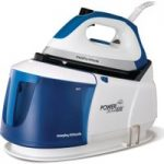 MORPHY RICHARDS Power Steam Elite 332010 Steam Generator Iron – White & Blue, White