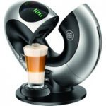 DOLCE GUSTO Dolce Gusto Eclipse EDG736.S Coffee Machine – Black & Silver, Black