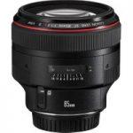 CANON EF 85 mm f/1.2 L USM II Standard Prime Lens